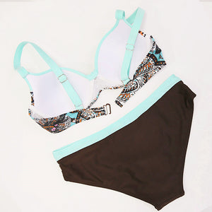 Summer Low Waisted Bathing Suits