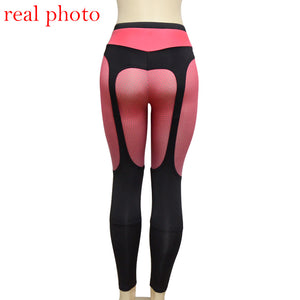 Simenual 2018 Patchwork push up leggings women sportswear plaid gradient color legging female pants bodybuilding fitness leggins