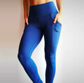 loomrack High Waist Contour Leggings with Pockets Leggings
