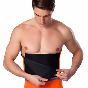 Men Premium Waist Trimmer Belt