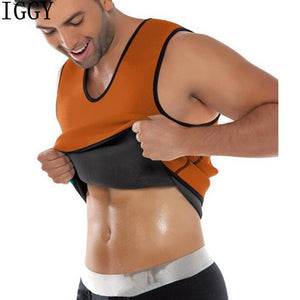 Men Neoprene Slimming Body Vest