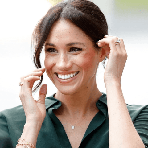 Meghan Markle's trilogy engagement ring is a great source of ring inspiration