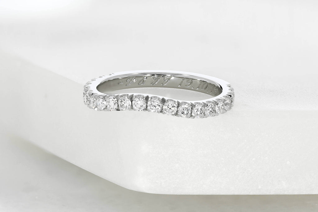 Hatton Garden Wedding Rings Engraving Ideas