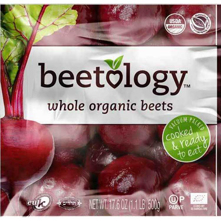 whole organic beets