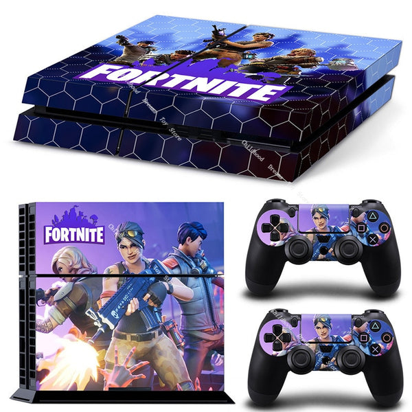 Fortnite, ps4 klistermerke