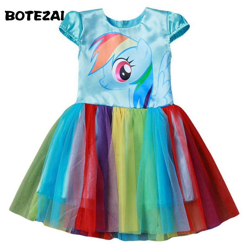 Kostyme jente, my little pony