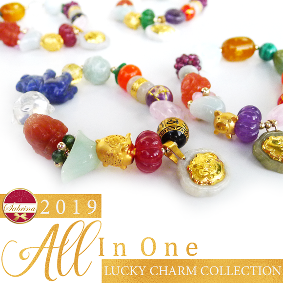 2019 ALL IN ONE LUCKY CHARM COLLECTION