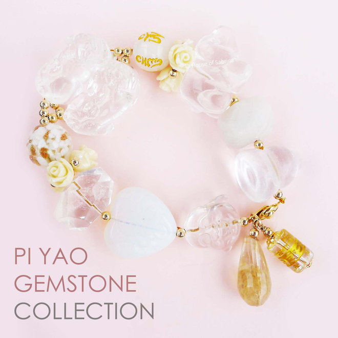 PI YAO LUCKY CHARM COLLECTION