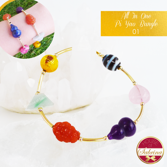 All In One Pi Yao Bangle 01