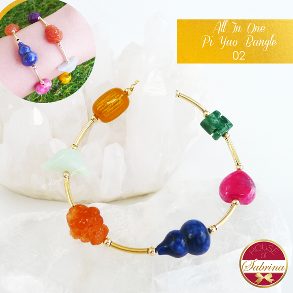 ALL IN ONE PI YAO BANGLE 02