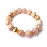 Kunzite Power Gemstone Bracelet