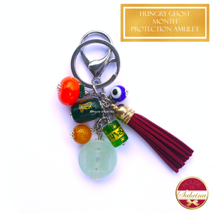 Hungry Ghost Month Protection Amulet