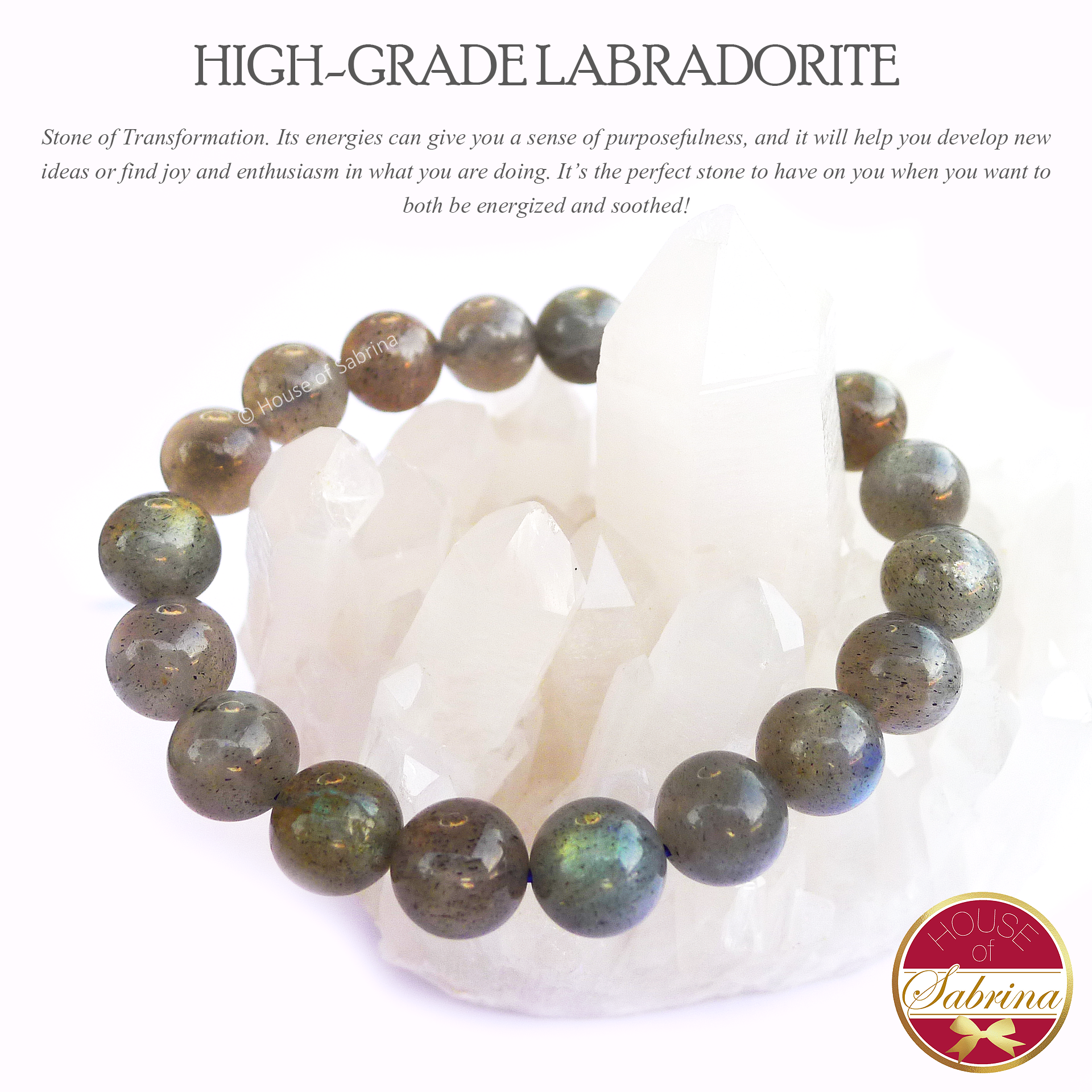High Grade Labradorite