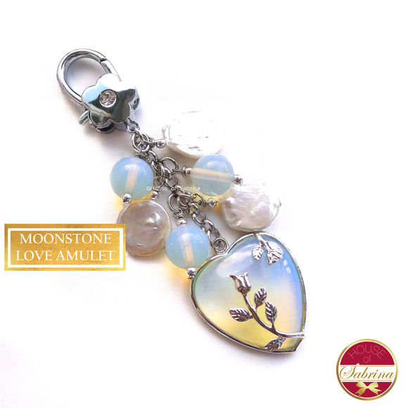 Moonstone Love Amulet