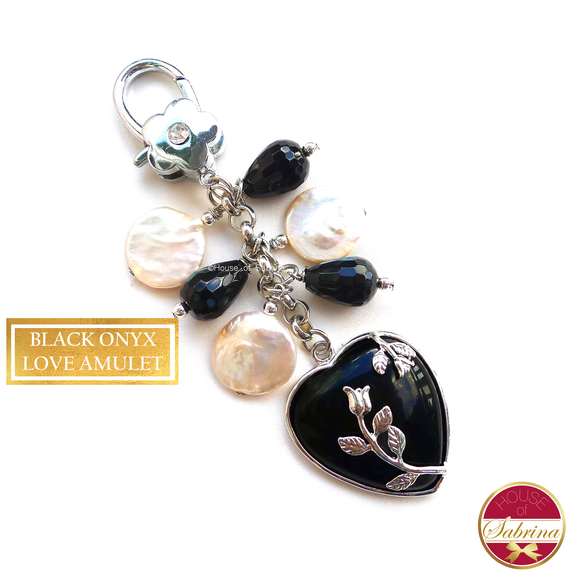 Black Onyx Love Amulet