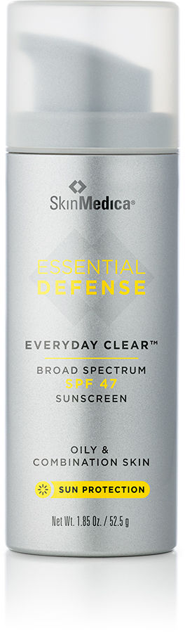 Essential Defense Everyday Clear Broad Spectrum SPF 47
