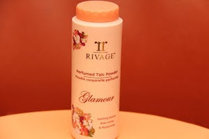 PERFUMED TALC BODY POWDER GLAMOUR