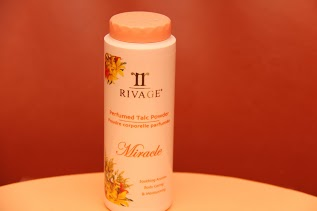 PERFUMED TALC BODY POWDER MIRACLE