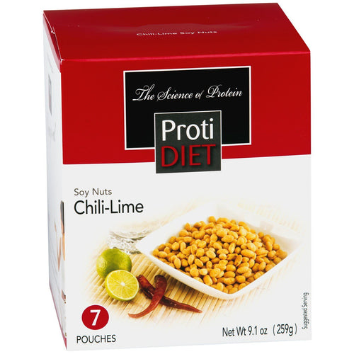Chili-Lime Soy Nuts