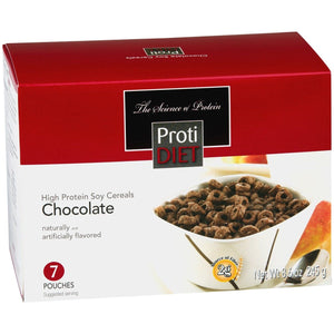 Chocolate Soy Cereals