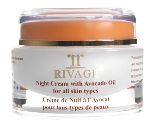 NIGHT CREAM WITH AVOCADO OIL