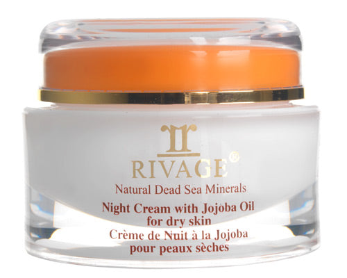 NIGHT CREAM WITH JOJOBA OIL