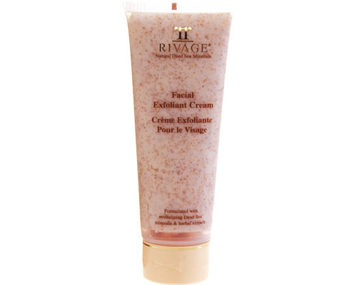 FACIAL EXFOLIANT CREAM FOR ALL SKIN TYPES