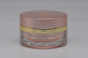MULTI-VITAMIN WRINKLE CORRECTION MOISTURIZING CREAM