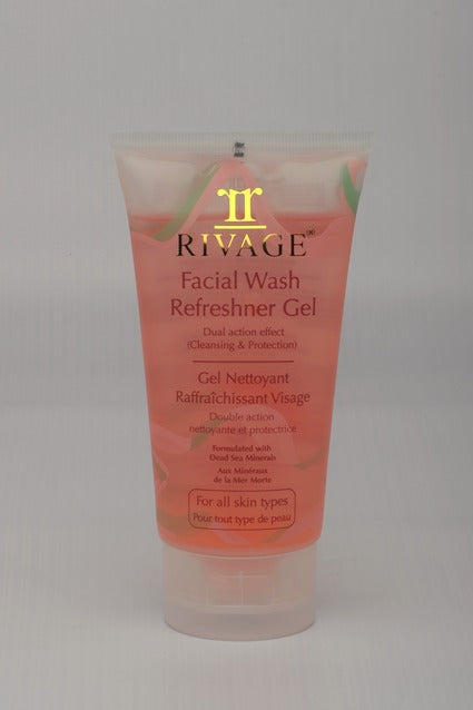 FACIAL WASH REFRESHNER GEL