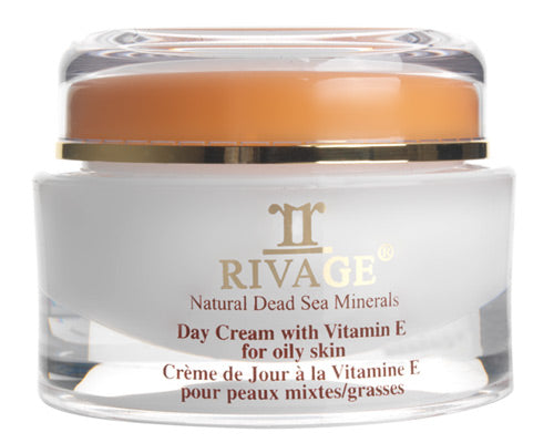 DAY CREAM WITH VITAMIN E FOR OILY SKIN SPF15