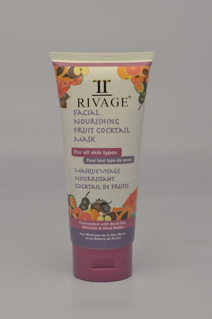 FACIAL NOURISHING FRUIT COCKTAIL MASK