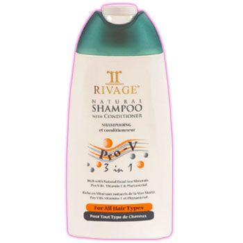 NATURAL SHAMPOO WITH CONDITIONER