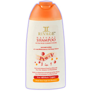 NATURAL SHAMPOO WITH MUD CONDITIONER