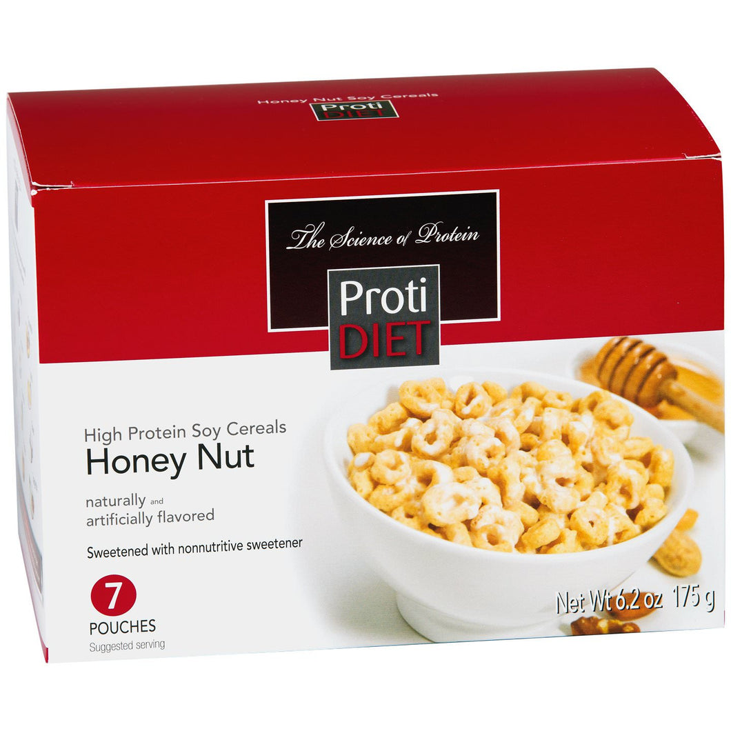 Honey nut Soy Cereals