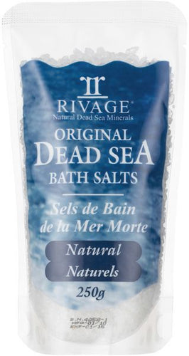 DEAD SEA BATH CRYSTALS - NATURAL