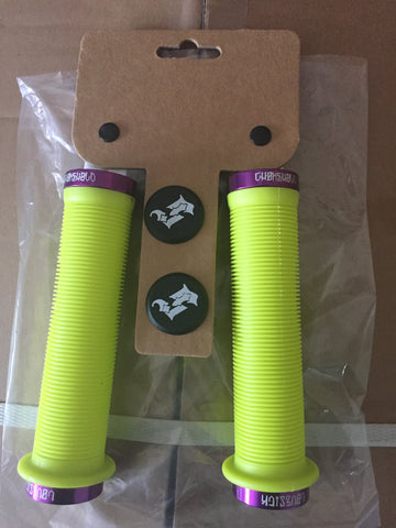 ChokeHold Grips (Black or Neon)