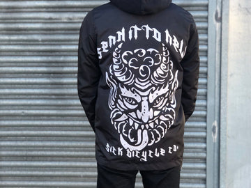 De'ville Coach Jacket -  10% Singleprint discount applied