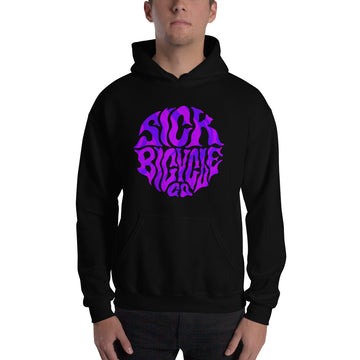 Vibrant 80's - Hooded Sweatshirt