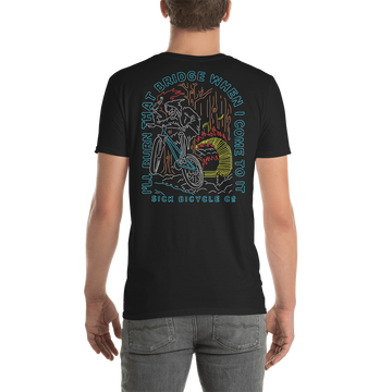 Neon Burning Bridges T-Shirt