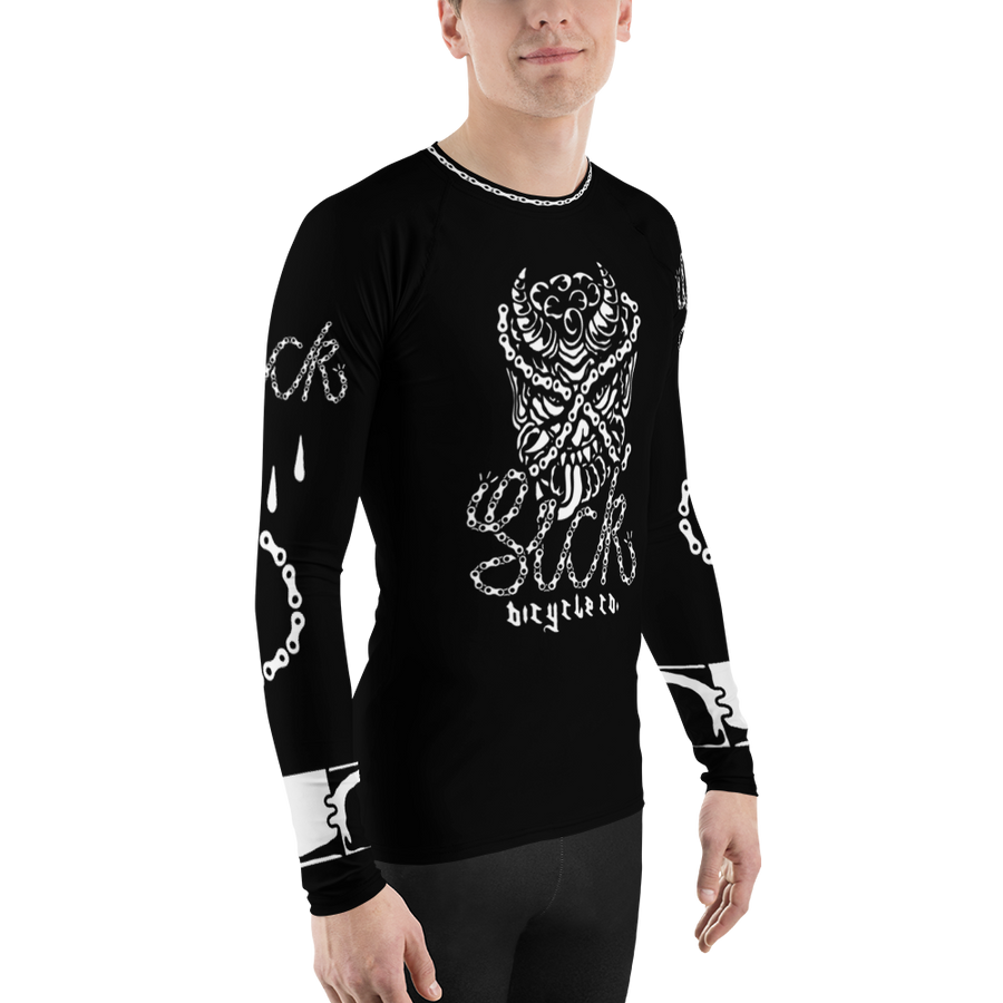 Send It to Hell - Men's Rash Guard