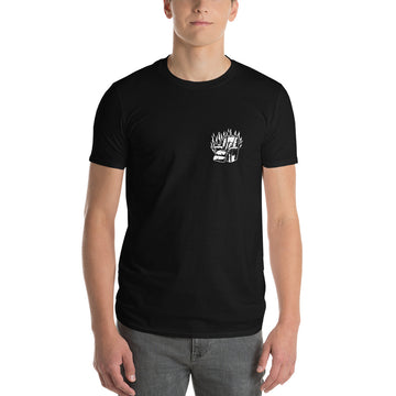 Death before Days off Short-Sleeve T-Shirt