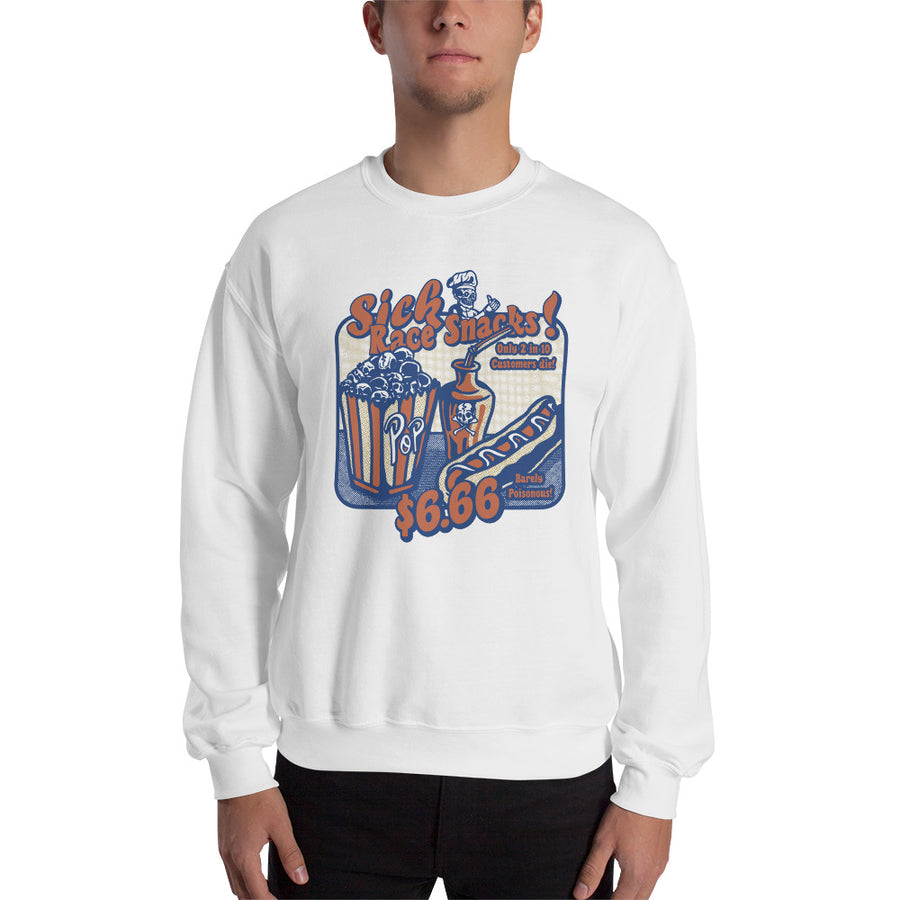 Race Snacks - Sweatshirt