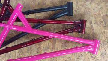 HACKSAW V1 - Matte Black or Pink