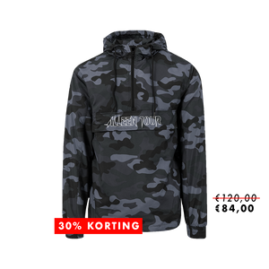 Limited Edition Army Jacket Blue