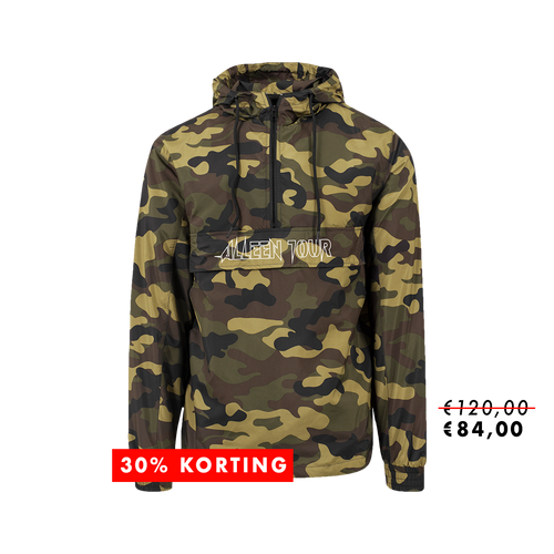Limited Edition Army Jacket Green