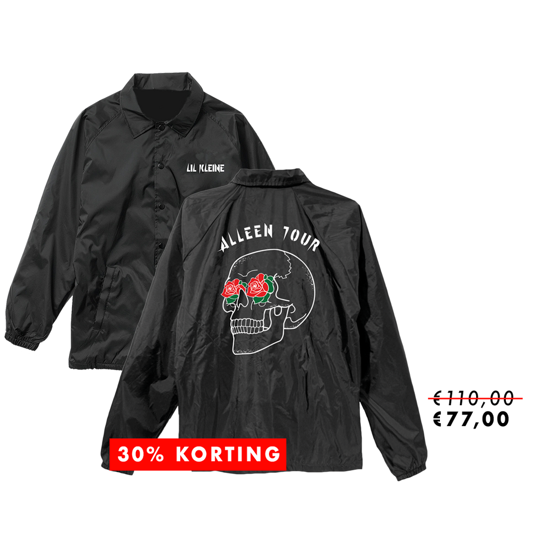 Limited Edition Skull Coach Jacket