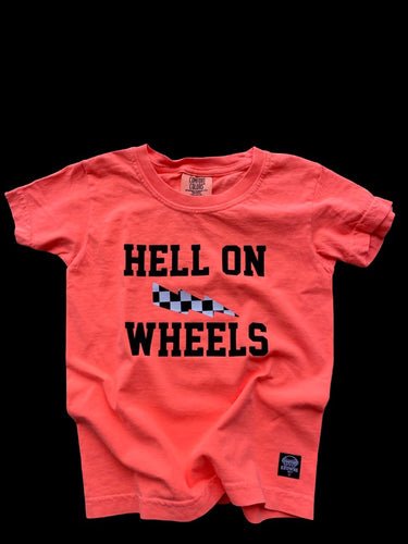 Hell On Wheels Tee