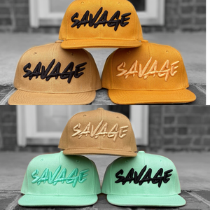 Kids SAVAGE Hat