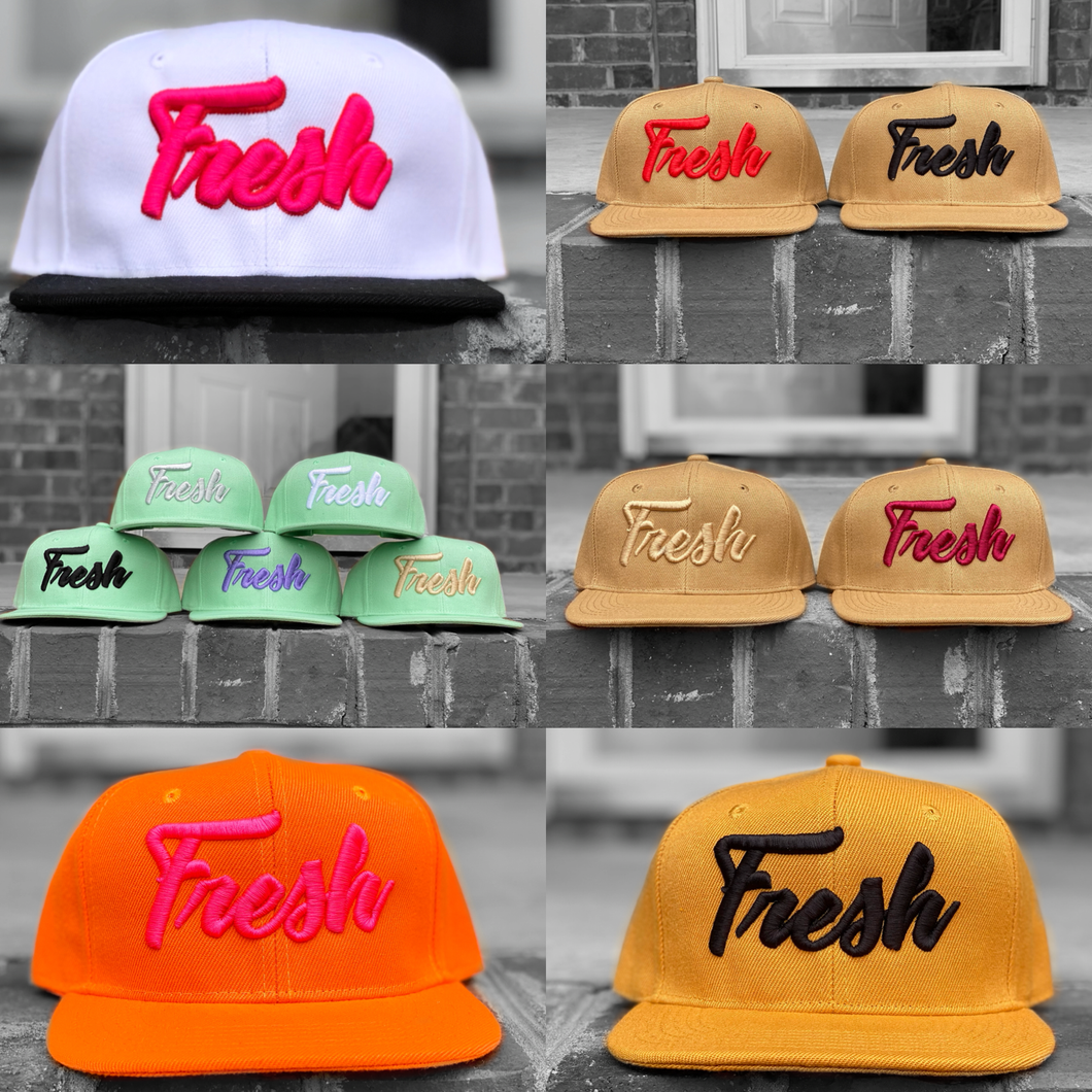 Kids Fresh Hat