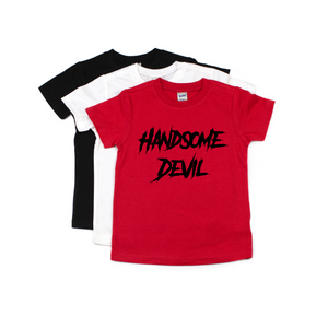 Kids Handsome Devil Tee